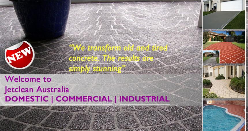 Pressure cleaning adelaide domestic industrial for Garage flooring adelaide