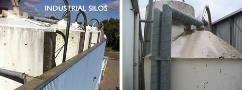 Silo Cleaning Industrial And Agricultural Silo Cleaning